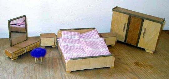 Beliebt Puppenmöbel selbst WF16
